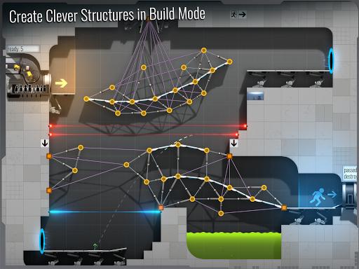Bridge Constructor Portal screenshot 10