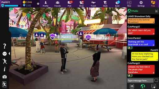 Avakin Life - 3D Virtual World स्क्रीनशॉट 14
