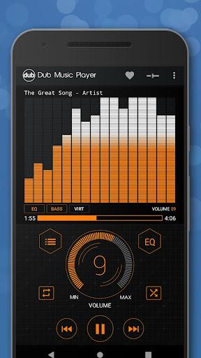 Dub-Musik-Player - Equalizer & Überblendung screenshot 7