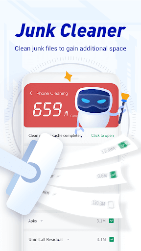 iClean - Booster, Super Virus Cleaner, Master screenshot 2