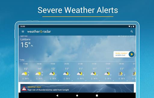 Weather & Radar screenshot 9