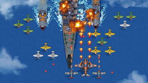 1945 Air Force: Airplane games screenshot 6