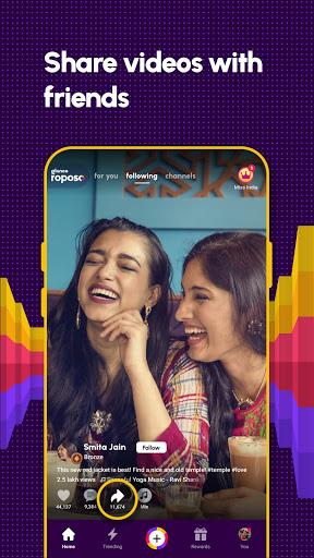Roposo: Indian Short Video App. Viral Funny Videos screenshot 2