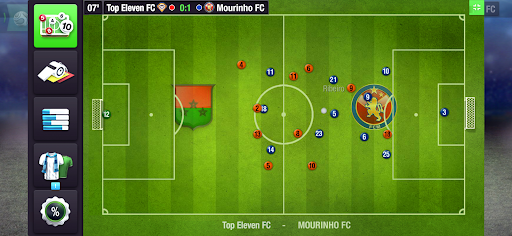Top Eleven Be a Soccer Manager screenshot 8