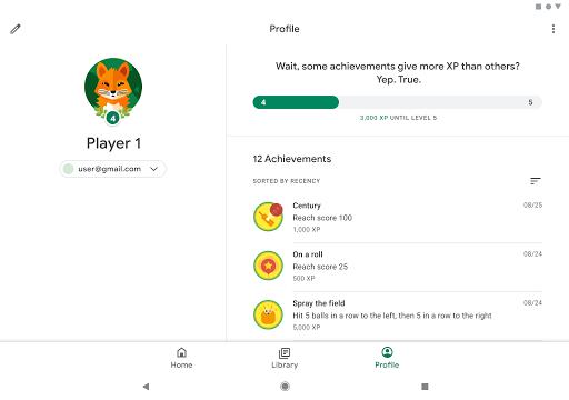 Google Play Spiele screenshot 12