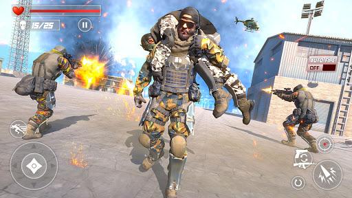 Commando Shooting FPS Games screenshot 3
