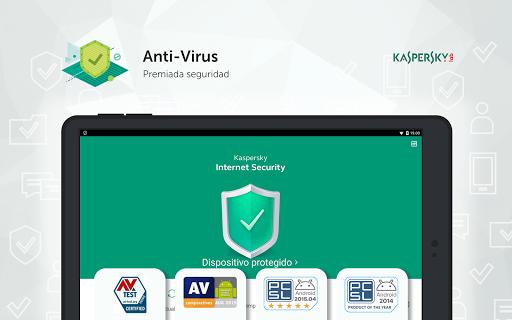 Kaspersky Antivirus Android Gratis - Seguridad screenshot 15