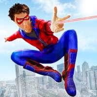 Spider Boy Superhero fighting on APKTom