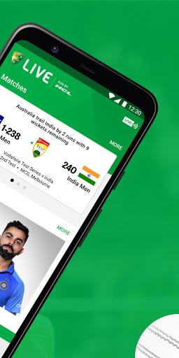 Cricket Australia Live screenshot 2