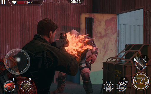 Left to Survive: Survival. Last State of the Dead screenshot 14