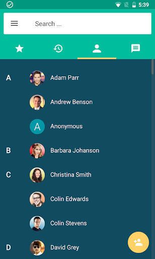 Zoiper IAX SIP VOIP Softphone screenshot 4