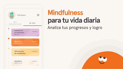 Headspace: Meditación y Sueño screenshot 3