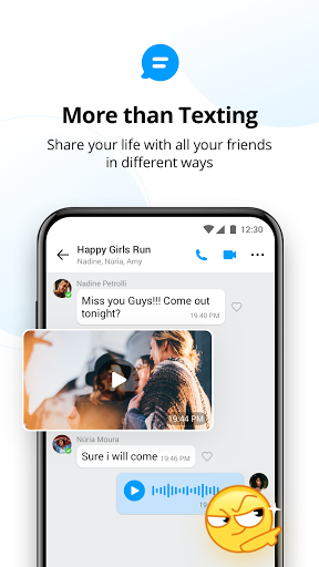 imo video calls and chat screenshot 5