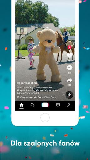 TikTok: Filmy, Muzyka i Hashtagi screenshot 2