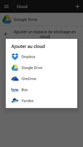 Gestionnaire de fichiers screenshot 8